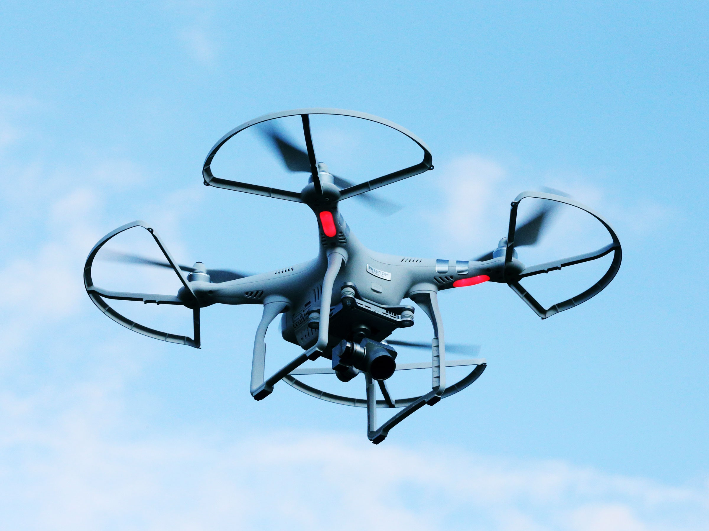 Concord Police To Host Neighborhood Meeting To Discuss Proposed Drone Program