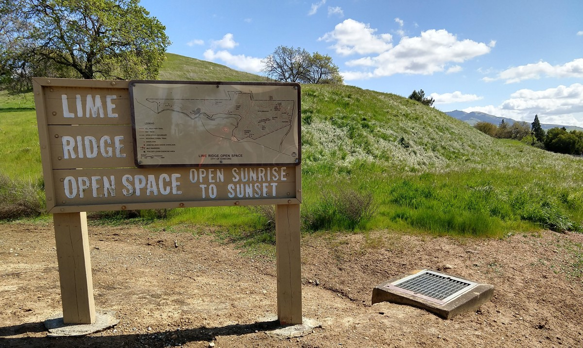 Concord's open-space closures lifted as the Red Flag Warning expires