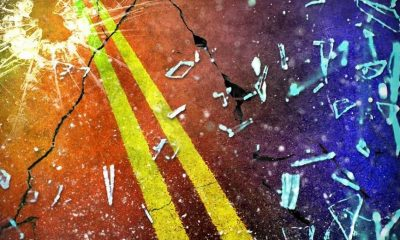 Man hospitalized after being hit by a hit-and-run vehicle while trying to help injured deer